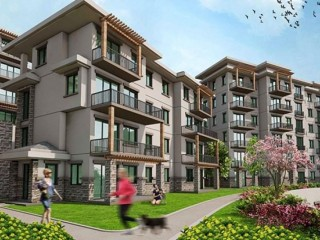 December 2020 delivery, Istanbul europe side Bahcesehir, Boutique Panorama offers 24-month maturity 35% down payment