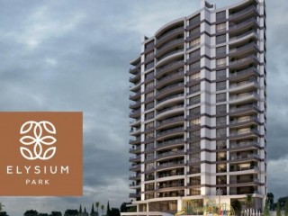 2020 Delivery started at Elysium Park of 4 bedroom, 48 houses in Atakum Samsun