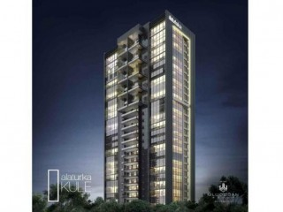 Alaturka Tower Apartments is scheduled to be delivered in December 2020
