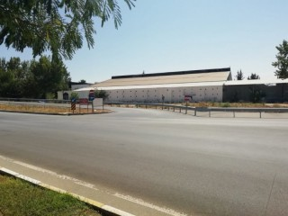 Antalya warehouse for rent near Antalya International Airport