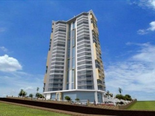 Samtower in Ilkadım the developing region of Samsun is a special project