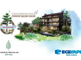 October 2020 delivery, Çamlıyaka Estates was introduced to Turkish press
