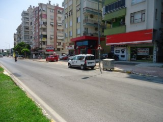 City store and office for rent commercial use Antalya, Turkey