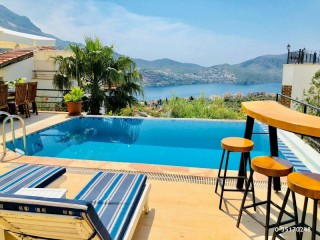 Sea view luxury House for rental and Lifestyle, in the Aegean edge, Greek Islands