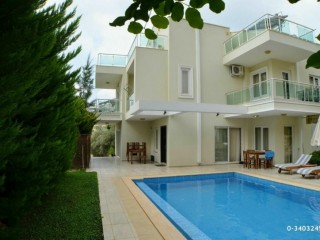 Detached Villa With Private Pool For Sale In Kalkan Centre