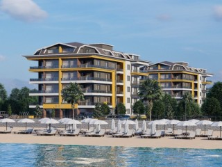 SEA FRONT / HIGH QUALITY LUXURY APT. /FULL ACTIVITIES