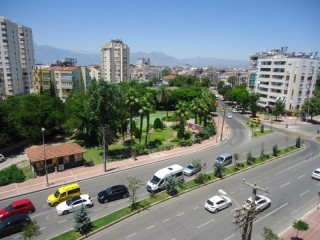 Old Apartment Antalya by the sea needs refurbishment for Luxury